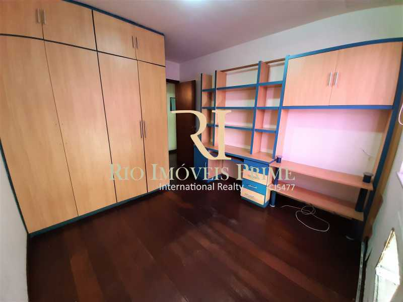 QUARTO3 - Apartamento à venda Rua das Laranjeiras,Laranjeiras, Rio de Janeiro - R$ 1.470.000 - RPAP30145 - 13