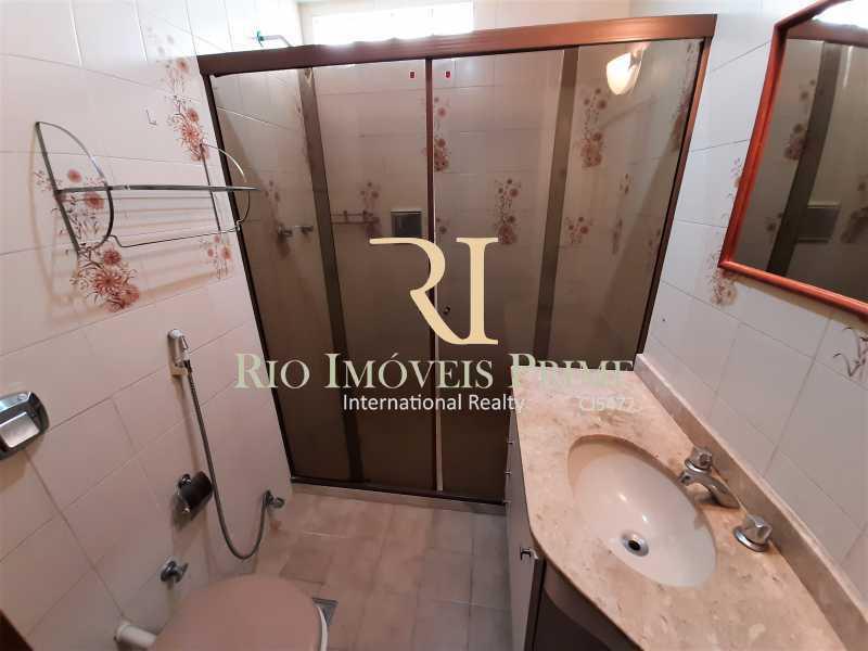 BANHEIRO SOCIAL - Apartamento à venda Rua das Laranjeiras,Laranjeiras, Rio de Janeiro - R$ 1.470.000 - RPAP30145 - 14