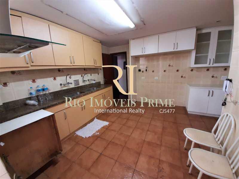 COPA COZINHA - Apartamento à venda Rua das Laranjeiras,Laranjeiras, Rio de Janeiro - R$ 1.470.000 - RPAP30145 - 15