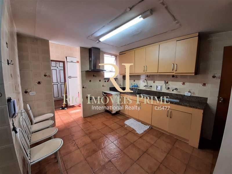 COPA COZINHA - Apartamento à venda Rua das Laranjeiras,Laranjeiras, Rio de Janeiro - R$ 1.470.000 - RPAP30145 - 16