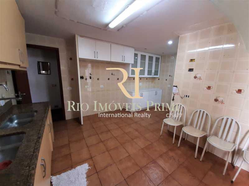 COPA COZINHA - Apartamento à venda Rua das Laranjeiras,Laranjeiras, Rio de Janeiro - R$ 1.470.000 - RPAP30145 - 17
