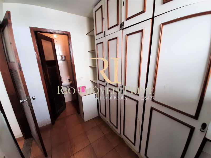 DEPENDÊNCIA COMPLETA - Apartamento à venda Rua das Laranjeiras,Laranjeiras, Rio de Janeiro - R$ 1.470.000 - RPAP30145 - 20
