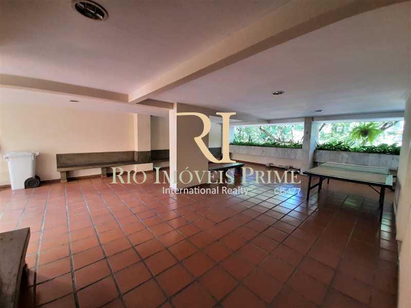 PLAYGROUND - Apartamento à venda Rua das Laranjeiras,Laranjeiras, Rio de Janeiro - R$ 1.470.000 - RPAP30145 - 22