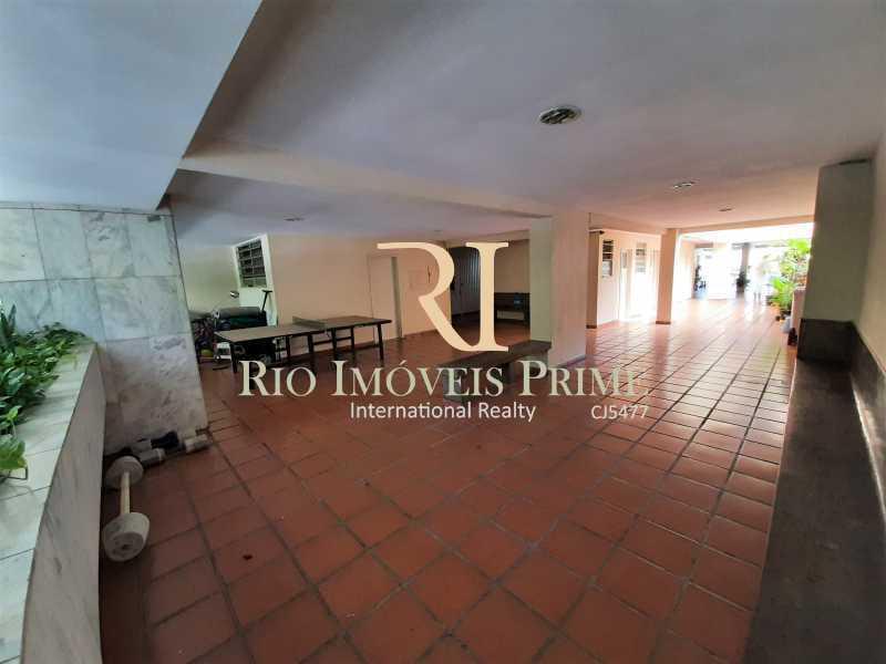 PLAYGROUND - Apartamento à venda Rua das Laranjeiras,Laranjeiras, Rio de Janeiro - R$ 1.470.000 - RPAP30145 - 23