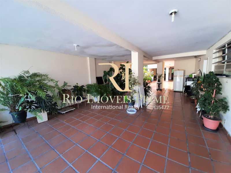 ÁREA COMUM - Apartamento à venda Rua das Laranjeiras,Laranjeiras, Rio de Janeiro - R$ 1.470.000 - RPAP30145 - 25