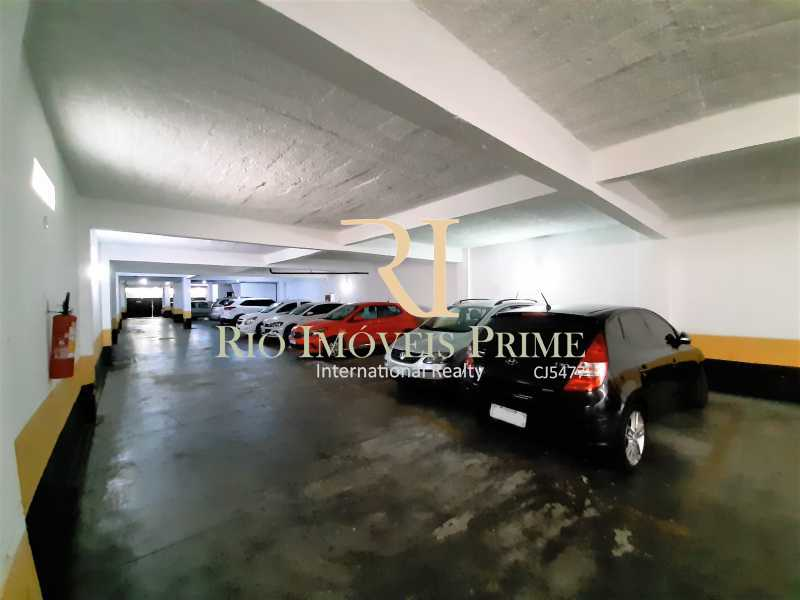 VAGA NA ESCRITURA - Apartamento à venda Rua das Laranjeiras,Laranjeiras, Rio de Janeiro - R$ 1.470.000 - RPAP30145 - 26