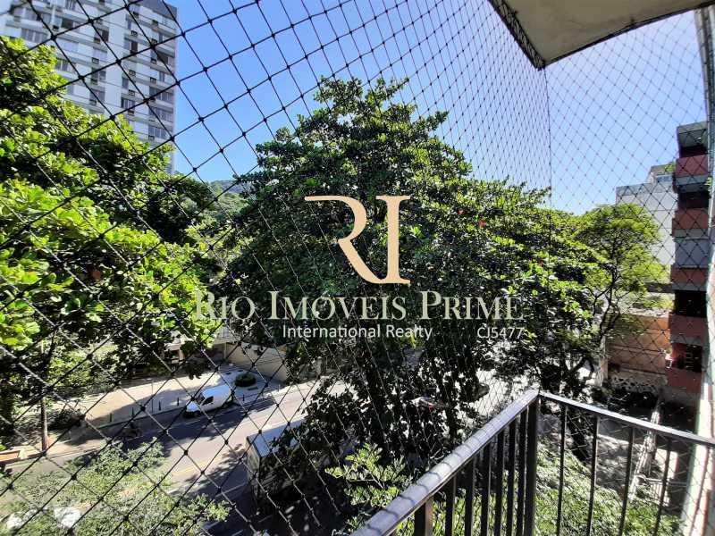 VISTA DA VARANDA - Apartamento à venda Rua das Laranjeiras,Laranjeiras, Rio de Janeiro - R$ 1.470.000 - RPAP30145 - 29