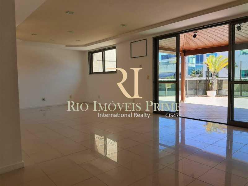 SALÃO. - Cobertura à venda Rua Almirante Ary Rongel,Recreio dos Bandeirantes, Rio de Janeiro - R$ 1.200.000 - RPCO30026 - 5