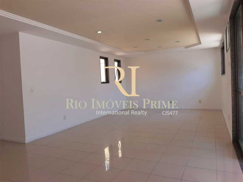SALÃO. - Cobertura à venda Rua Almirante Ary Rongel,Recreio dos Bandeirantes, Rio de Janeiro - R$ 1.200.000 - RPCO30026 - 6
