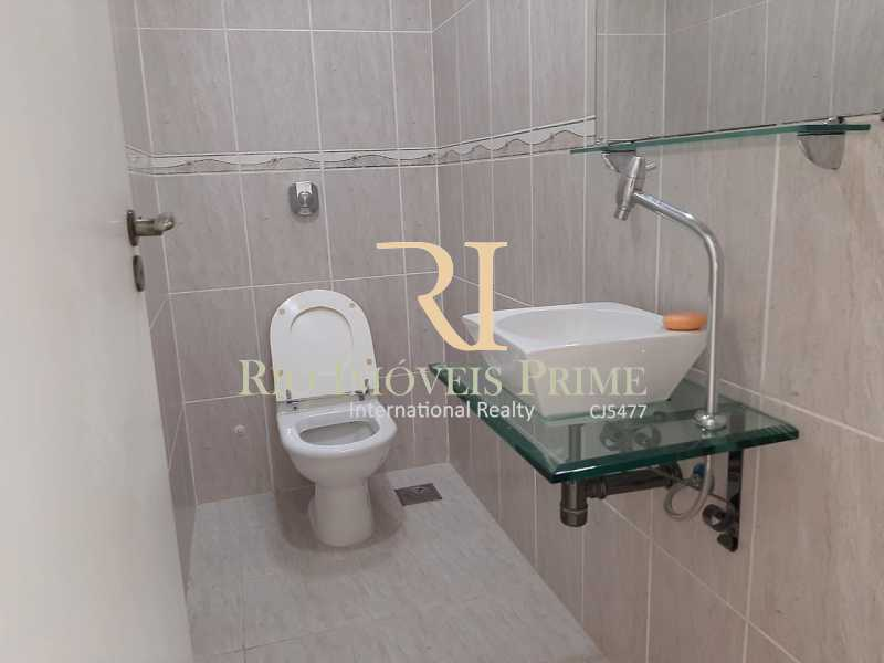 LAVABO. - Cobertura à venda Rua Almirante Ary Rongel,Recreio dos Bandeirantes, Rio de Janeiro - R$ 1.200.000 - RPCO30026 - 7