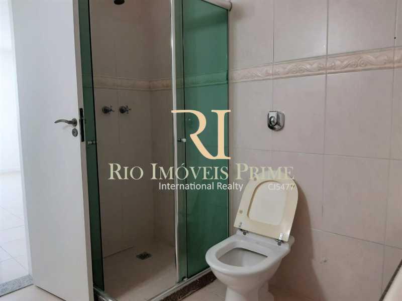 BANHEIRO SUÍTE1. - Cobertura à venda Rua Almirante Ary Rongel,Recreio dos Bandeirantes, Rio de Janeiro - R$ 1.200.000 - RPCO30026 - 11