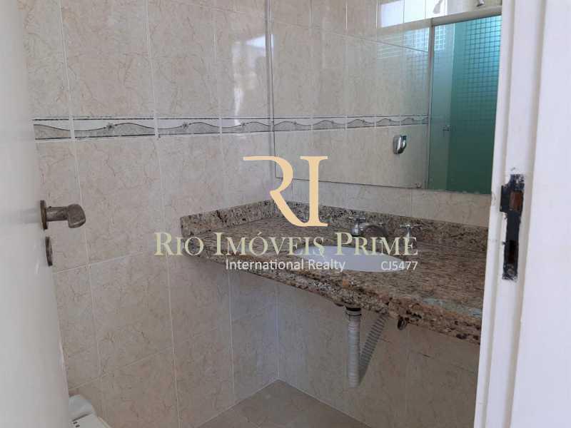 BANHEIRO SUÍTE2. - Cobertura à venda Rua Almirante Ary Rongel,Recreio dos Bandeirantes, Rio de Janeiro - R$ 1.200.000 - RPCO30026 - 14