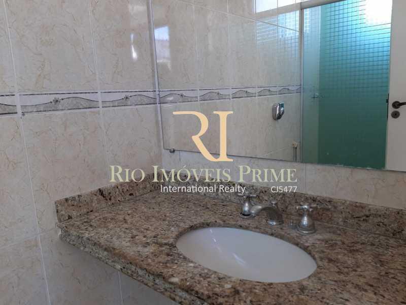 BANHEIRO SUÍTE2. - Cobertura à venda Rua Almirante Ary Rongel,Recreio dos Bandeirantes, Rio de Janeiro - R$ 1.200.000 - RPCO30026 - 15