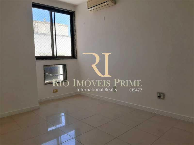 SUÍTE3. - Cobertura à venda Rua Almirante Ary Rongel,Recreio dos Bandeirantes, Rio de Janeiro - R$ 1.200.000 - RPCO30026 - 16