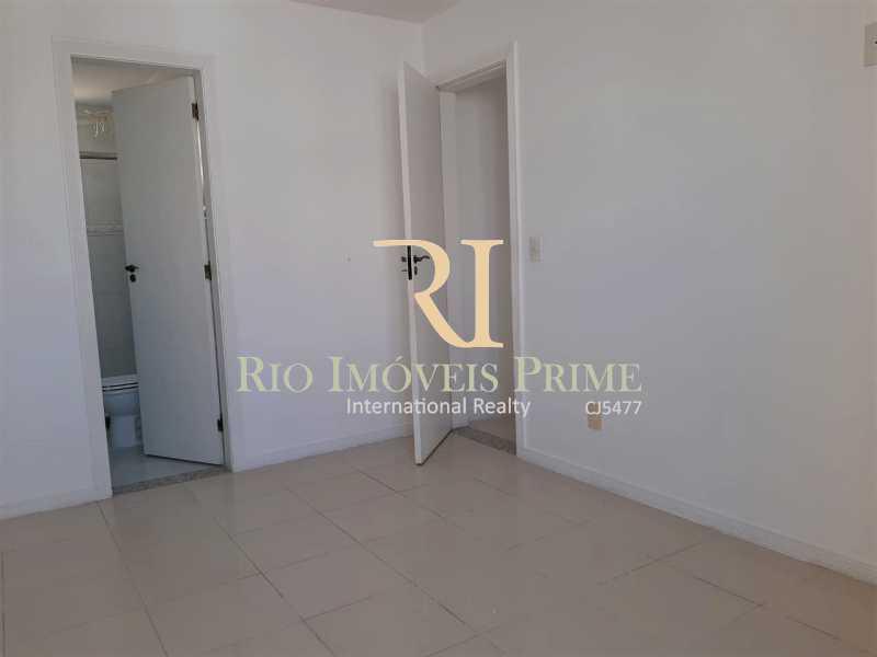 SUÍTE3. - Cobertura à venda Rua Almirante Ary Rongel,Recreio dos Bandeirantes, Rio de Janeiro - R$ 1.200.000 - RPCO30026 - 17