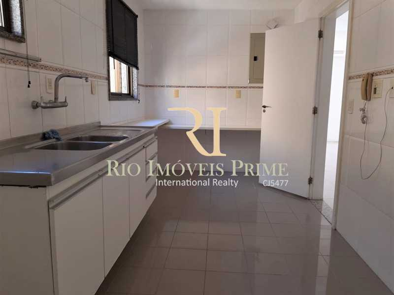 COZINHA. - Cobertura à venda Rua Almirante Ary Rongel,Recreio dos Bandeirantes, Rio de Janeiro - R$ 1.200.000 - RPCO30026 - 19