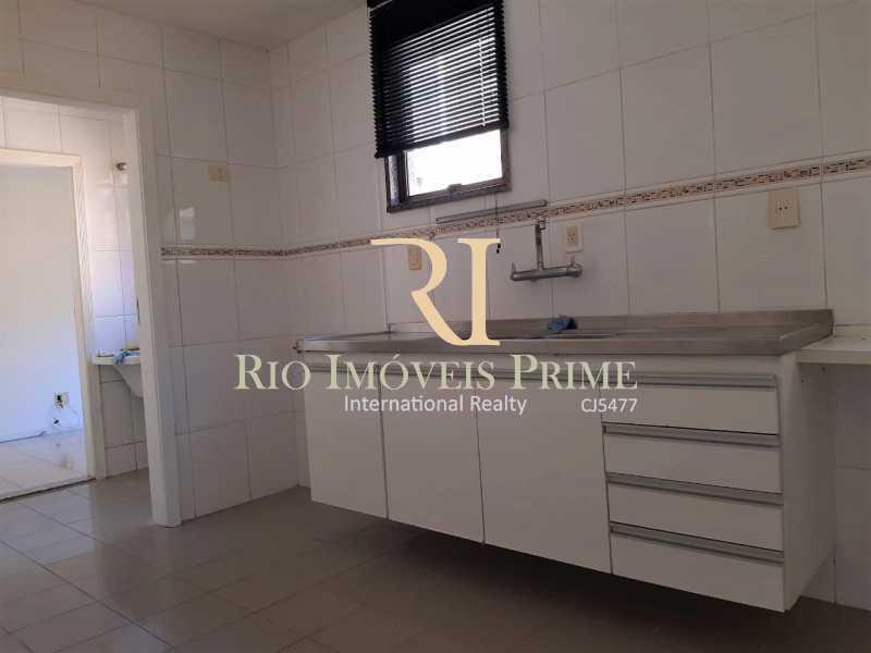 COZINHA. - Cobertura à venda Rua Almirante Ary Rongel,Recreio dos Bandeirantes, Rio de Janeiro - R$ 1.200.000 - RPCO30026 - 20