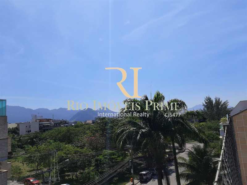 VISTA. - Cobertura à venda Rua Almirante Ary Rongel,Recreio dos Bandeirantes, Rio de Janeiro - R$ 1.200.000 - RPCO30026 - 22