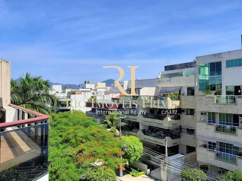 VISTA. - Cobertura à venda Rua Almirante Ary Rongel,Recreio dos Bandeirantes, Rio de Janeiro - R$ 1.200.000 - RPCO30026 - 23