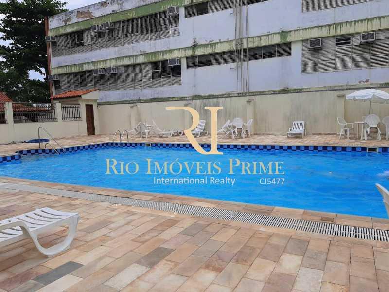 PISCINA BARRA SUL - Apartamento 2 quartos à venda Barra da Tijuca, Rio de Janeiro - R$ 410.000 - RPAP20235 - 1