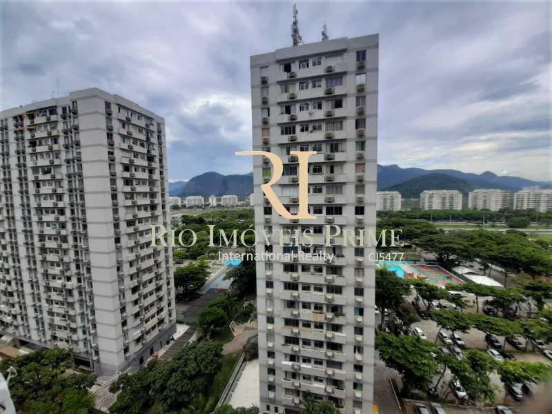 VISTA SALA. - Apartamento 2 quartos à venda Barra da Tijuca, Rio de Janeiro - R$ 410.000 - RPAP20235 - 7