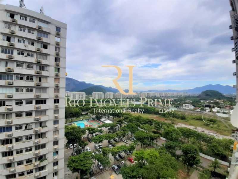 VISTA SALA. - Apartamento 2 quartos à venda Barra da Tijuca, Rio de Janeiro - R$ 410.000 - RPAP20235 - 8