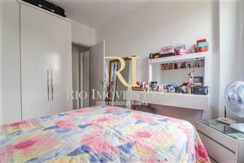 QUARTO2. - Apartamento 2 quartos à venda Barra da Tijuca, Rio de Janeiro - R$ 410.000 - RPAP20235 - 13