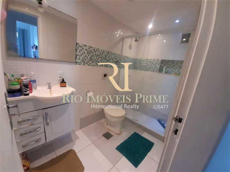 BANHEIRO SOCIAL - Apartamento 2 quartos à venda Barra da Tijuca, Rio de Janeiro - R$ 410.000 - RPAP20235 - 14