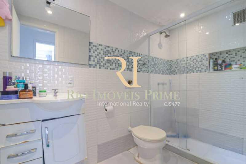 BANHEIRO SOCIAL. - Apartamento 2 quartos à venda Barra da Tijuca, Rio de Janeiro - R$ 410.000 - RPAP20235 - 15
