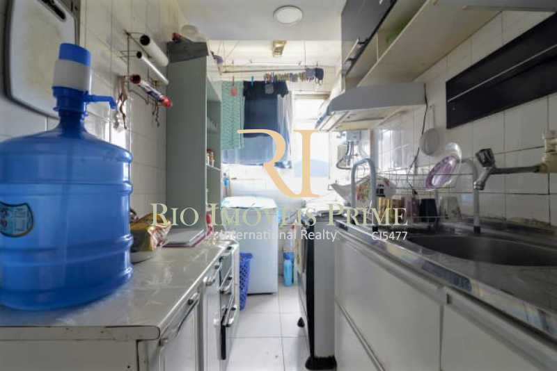 COZINHA. - Apartamento 2 quartos à venda Barra da Tijuca, Rio de Janeiro - R$ 410.000 - RPAP20235 - 17