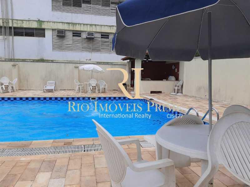 PISCINA BARRA SUL - Apartamento 2 quartos à venda Barra da Tijuca, Rio de Janeiro - R$ 410.000 - RPAP20235 - 18