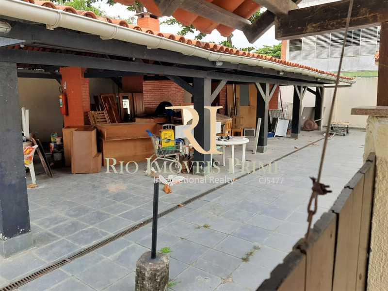 CHURRASQUEIRA. - Apartamento 2 quartos à venda Barra da Tijuca, Rio de Janeiro - R$ 410.000 - RPAP20235 - 20