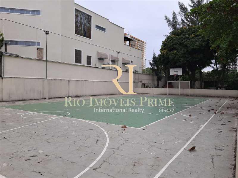 QUADRA. - Apartamento 2 quartos à venda Barra da Tijuca, Rio de Janeiro - R$ 410.000 - RPAP20235 - 21