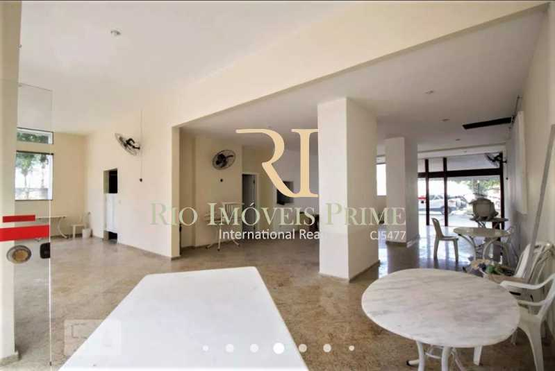 SALÃO DE FESTAS. - Apartamento 2 quartos à venda Barra da Tijuca, Rio de Janeiro - R$ 410.000 - RPAP20235 - 22