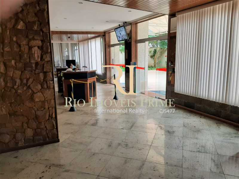 PORTARIA. - Apartamento 2 quartos à venda Barra da Tijuca, Rio de Janeiro - R$ 410.000 - RPAP20235 - 23