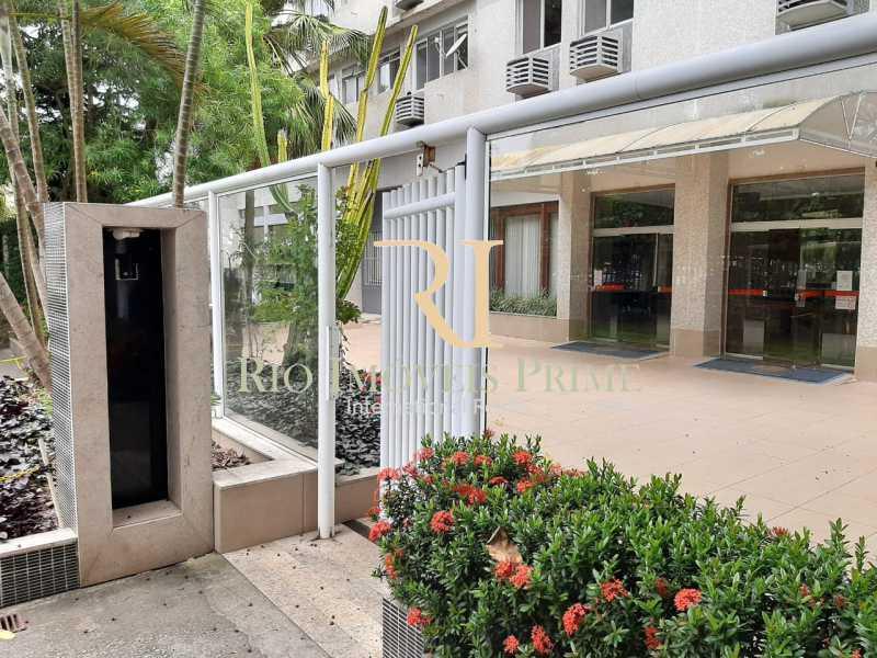 ENTRADA. - Apartamento 2 quartos à venda Barra da Tijuca, Rio de Janeiro - R$ 410.000 - RPAP20235 - 26