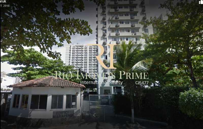 ENTRADA CONDOMÍNIO - Apartamento 2 quartos à venda Barra da Tijuca, Rio de Janeiro - R$ 410.000 - RPAP20235 - 28