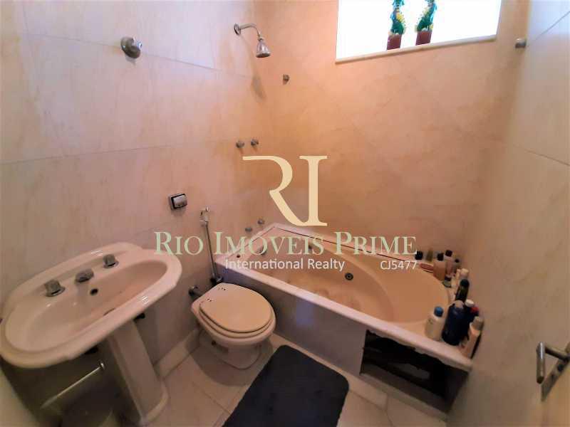BANHEIRO SUÍTE1 - Apartamento 3 quartos à venda Copacabana, Rio de Janeiro - R$ 1.650.000 - RPAP30147 - 10
