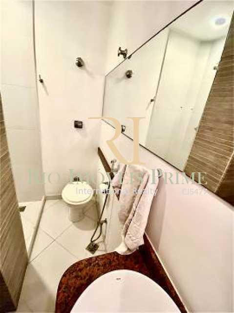 BANHEIRO SOCIAL. - Apartamento 3 quartos à venda Copacabana, Rio de Janeiro - R$ 1.650.000 - RPAP30147 - 16