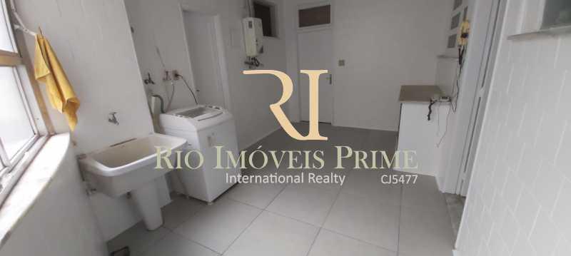 ÁREA DE SERVIÇO. - Apartamento 3 quartos à venda Copacabana, Rio de Janeiro - R$ 1.650.000 - RPAP30147 - 19