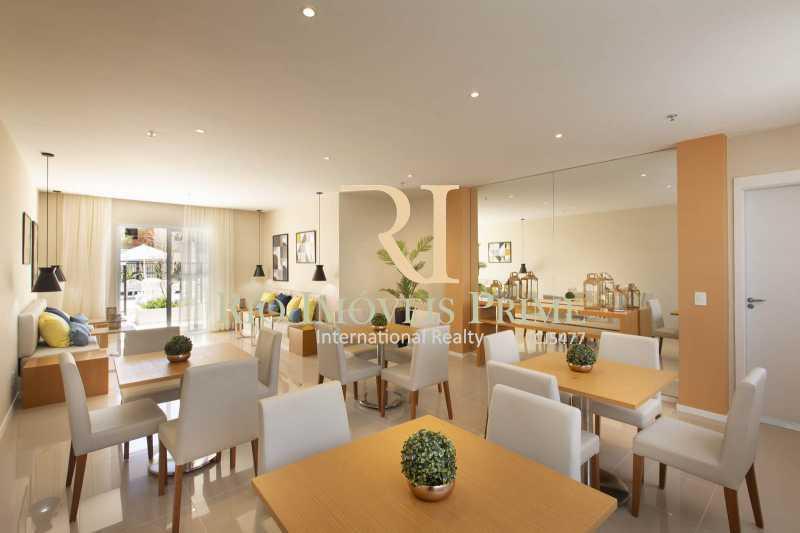 SALÃO DE FESTAS - Apartamento 2 quartos para alugar Rocha, Rio de Janeiro - R$ 1.100 - RPAP20236 - 18