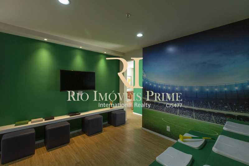 ESPAÇO CAMAROTE - Apartamento 2 quartos para alugar Rocha, Rio de Janeiro - R$ 1.100 - RPAP20236 - 19