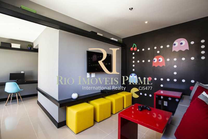 ESPAÇO GAMES - Apartamento 2 quartos para alugar Rocha, Rio de Janeiro - R$ 1.100 - RPAP20236 - 20