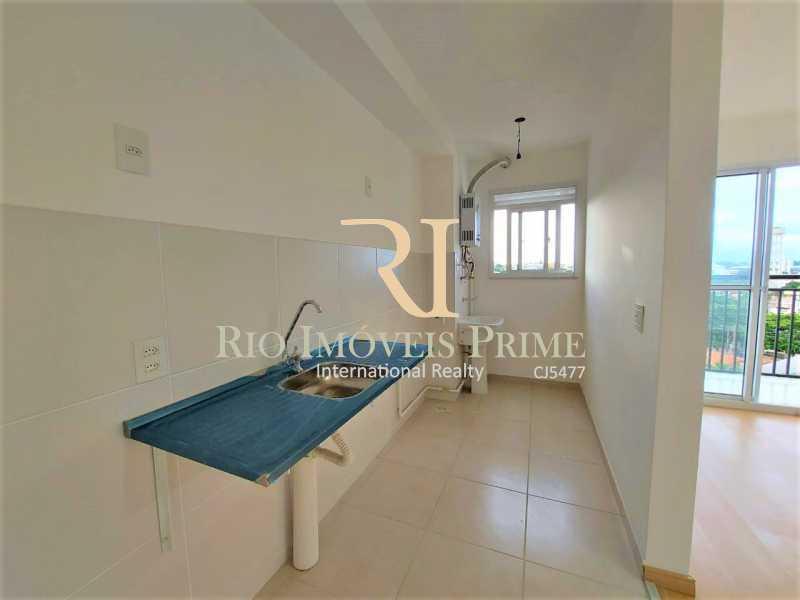 COZINHA - Apartamento 2 quartos para alugar Rocha, Rio de Janeiro - R$ 1.100 - RPAP20236 - 8