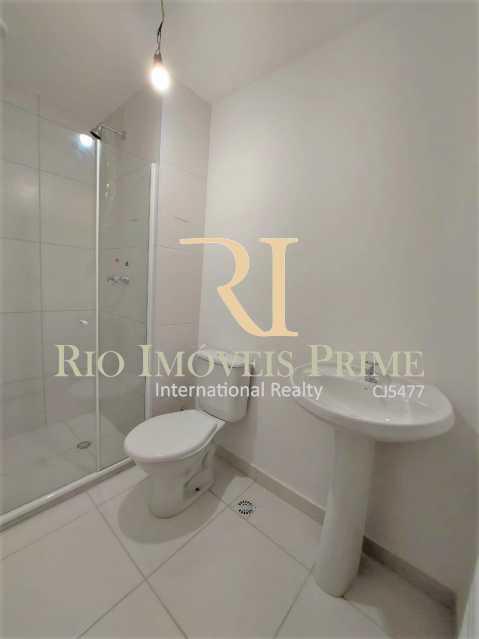 BANHEIRO - Apartamento 2 quartos para alugar Rocha, Rio de Janeiro - R$ 1.100 - RPAP20236 - 14
