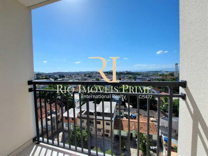 VISTA VARANDA SALA - Apartamento 2 quartos para alugar Rocha, Rio de Janeiro - R$ 1.000 - RPAP20236 - 3