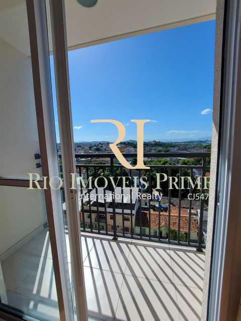 VARANDA - Apartamento 2 quartos para alugar Rocha, Rio de Janeiro - R$ 1.000 - RPAP20236 - 29