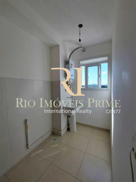 ÁREA DE SERVIÇO - Apartamento 2 quartos para alugar Rocha, Rio de Janeiro - R$ 1.000 - RPAP20236 - 9