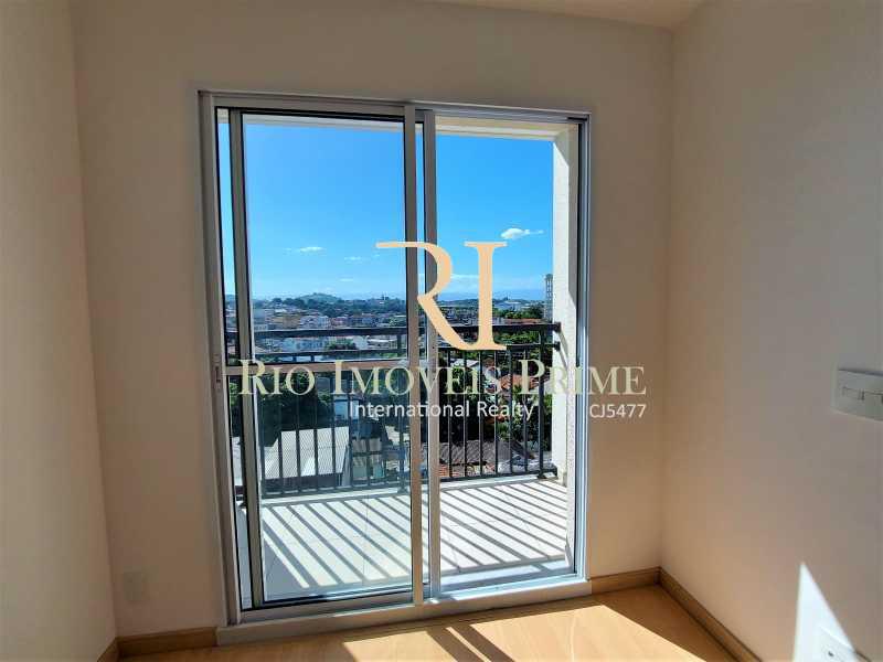 VARANDA SALA - Apartamento 2 quartos para alugar Rocha, Rio de Janeiro - R$ 1.000 - RPAP20236 - 4