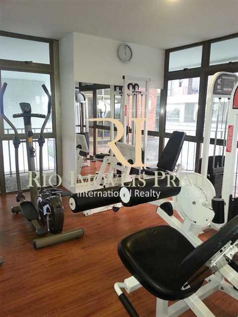 RHR - FITNESS - Flat 2 quartos à venda Barra da Tijuca, Rio de Janeiro - R$ 1.400.000 - RPFL20039 - 18